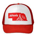 "Vintage Nebraska ""the good life"" Hat"