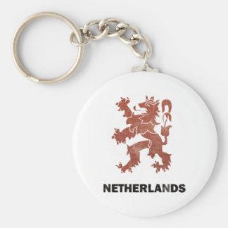 Vintage Netherlands Key Chains