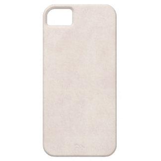 Vintage Neutral Parchment Antique Paper Template iPhone 5 Cases
