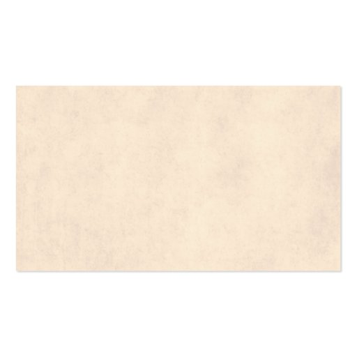 Vintage Neutral Parchment Beige Antique Paper Temp Business Card Templates