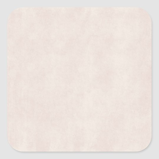 Vintage Neutral Parchment Old Paper Template Blank Square