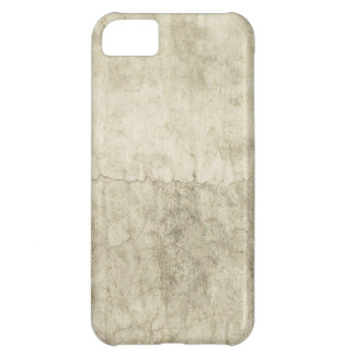 Vintage Neutral Plaster Paint Background Grunge Cover For iPhone 5C