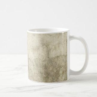 Vintage Neutral Plaster Paint Background Grunge Mugs