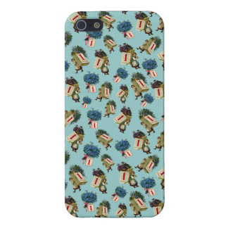 Vintage New Year Case For iPhone 5/5S