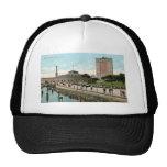 Vintage New York, Battery Park Trucker Hats