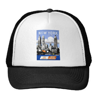 Vintage New York City Trucker Hat
