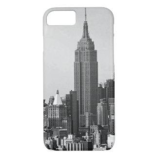 Vintage New York City Photograph iPhone 7 Case