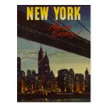 Vintage New York City, USA -