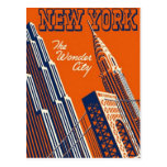Vintage New York City, USA - Post Cards