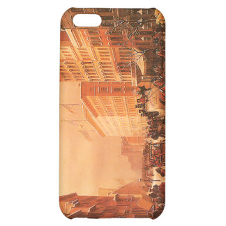 Vintage New York Firemen Cover For iPhone 5C