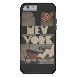 Vintage New York Travel iPhone 6 Case