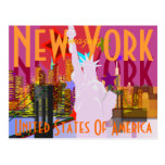 Vintage New York Travel Postcards