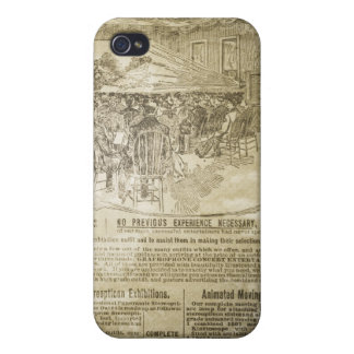 Vintage Newspaper Print Speck Case iPhone4 iPhone 4/4S Covers