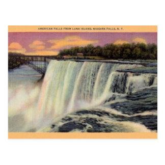 Vintage Niagara Falls Postcard Postcard