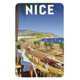 Vintage Nice, France - Magnet