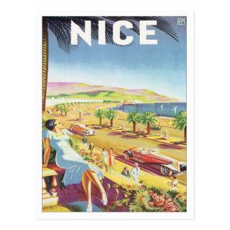 Vintage Nice France Post Cards
