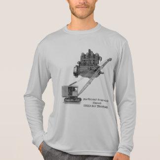 VINTAGE NORTHWEST ENGINEERING CRANE AND MOTOR T-Shirt