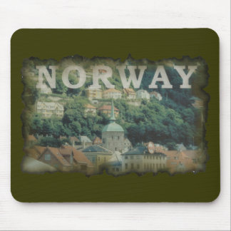 Vintage Norway Mouse Mat