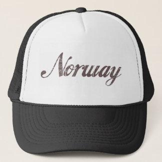 Vintage Norway Trucker Hat