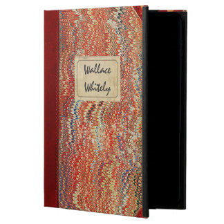 Vintage Notebook Powis iPad Air 2 Case