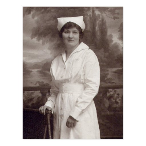 Vintage Nurse Postcards