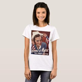 Vintage Nurse T-Shirt