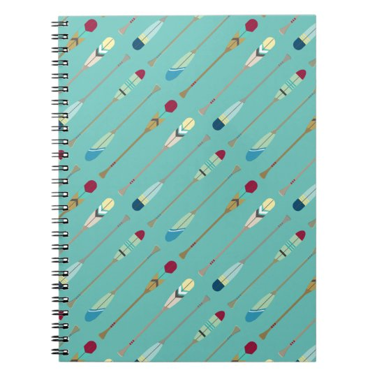 Vintage Oars Notebook