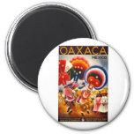 Vintage Oaxaca Mexico Fridge Magnets