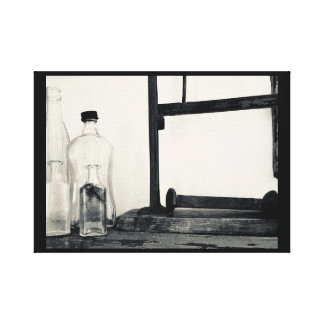 Vintage Objects Industrial Canvas Wall Art