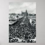 Vintage Octoberfest, Munich Poster