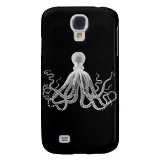 Vintage Octopus Galaxy S4 Case