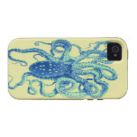 vintage octopus iphone 4 iPhone 4 case
