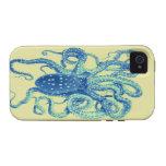 vintage octopus iphone 4 iPhone 4 case