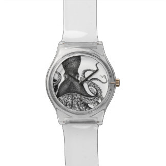 Vintage Octopus Wristwatch