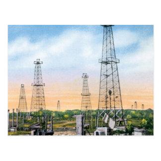 Vintage Oklahoma Postcard