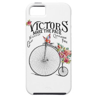 Vintage Old Bike iPhone 5 Cases