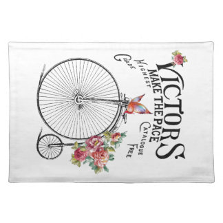 Vintage Old Bike Placemat