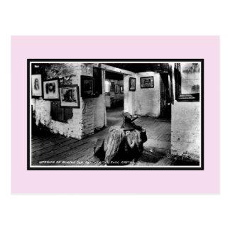 Vintage old blacksmith's shop Gretna Green photo Postcard