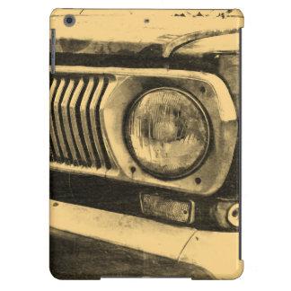 Vintage Old Classic Car Headlight iPad Air Case