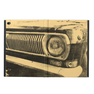 Vintage Old Classic Car Headlights