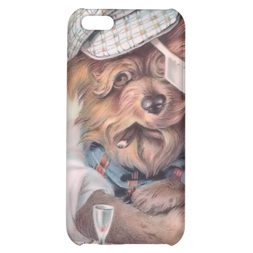 Vintage Old Salty Dog 4  iPhone 5C Covers