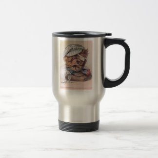 Vintage Old Salty Dog Travel Mug
