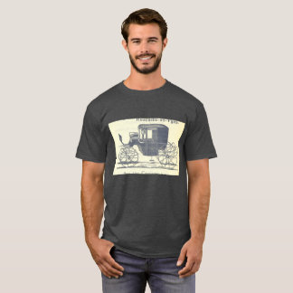 Vintage Old School t-shirt million british library
