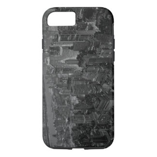 Vintage Old Style New York City iPhone 7 Case