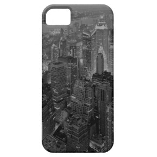 Vintage Old Style New York City Script Case For The iPhone 5