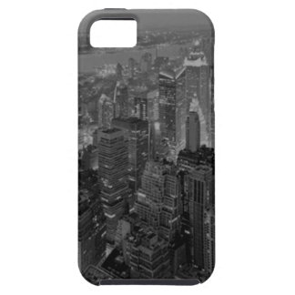 Vintage Old Style New York City Script iPhone 5 Case