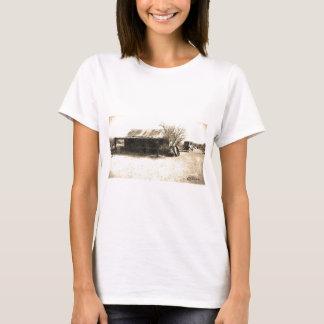 Vintage Old West Cabin T-Shirt
