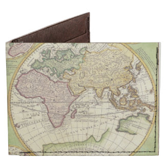 Vintage Old World Map History-lover's Gift