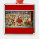 Vintage Opera - Aida Ornaments