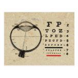 Vintage Ophthalmologist Postcards